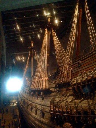 พิพิธภัณฑ์วาซา: Vasa ship