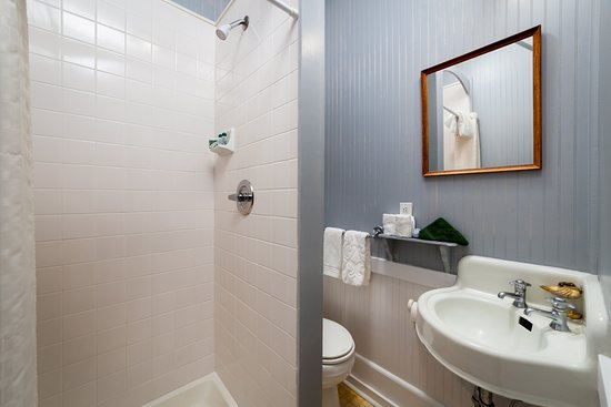 Balsam, Carolina do Norte: Standard Bathroom