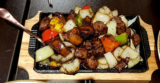 TAO Restaurant & Bar: Beef cubes - excellent