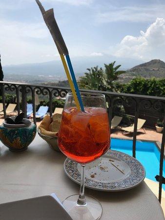Hotel Villa Angela : Aperol Spritz