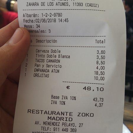 Zoko Madrid ภาพถ่าย