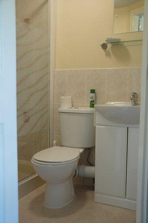 Haisthorpe House: Room 4 bathroom.