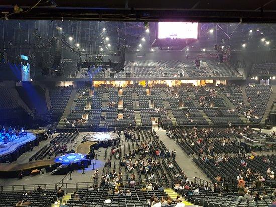 AccorHotels Arena: Arena.