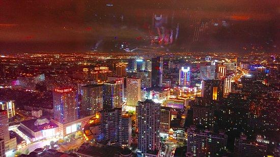 Changzhou Marriott Hotel: 角套浴室浴缸