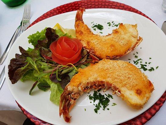 Regional Flavours: Lobster Starter
