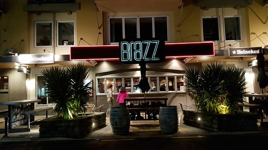 Brazz Steakhouse & Bar: The frontage.