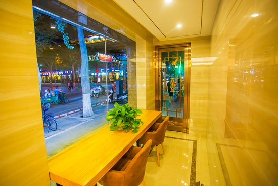 Dunhuang Season Boutique Hote: 大堂吧