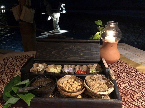 Baan Huraa Appetizer