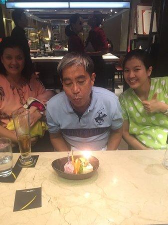 Nami Teppanyaki Steakhouse - at the JW Marriott Hotel Bangkok Photo