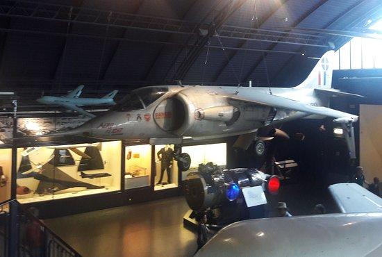 Science Museum: Jet fighter