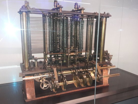 Science Museum: Main Frame