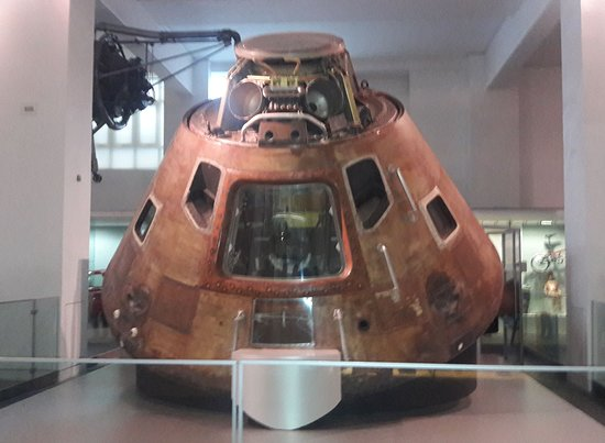 Science Museum: Re-entry Module