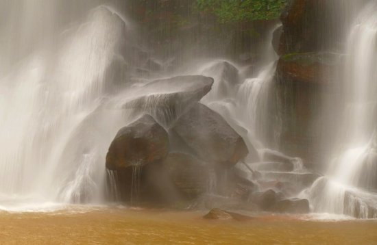 Sidonggou Waterfall 4
