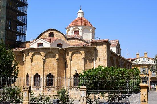 Saint Mavris Chapel