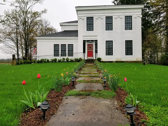 Steward House Bed and Breakfast, Panama New York