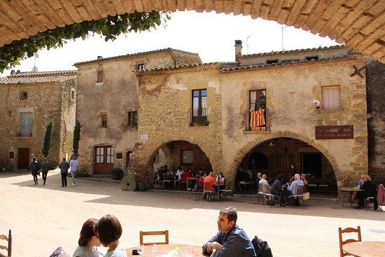 Monells, Spain: DESDE LA TERRAZA