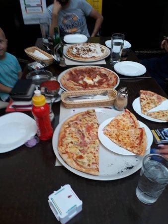 Pizzerija Julija : Nice pizzas.... ❤️❤️❤️