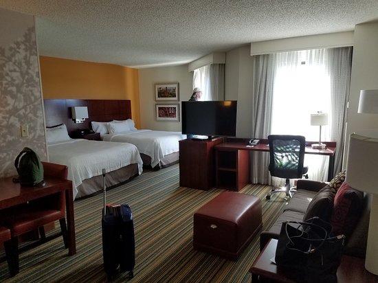 Residence Inn by Marriott Arlington Pentagon City Foto