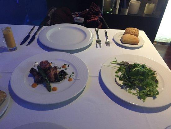 Submarino Restaurant: Polipo