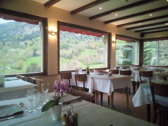 Hotel des Voyageurs Restaurant: salle de restaurant