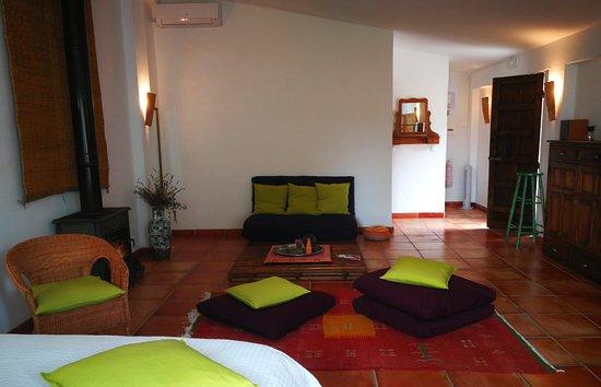 Casería de San José : Suite AGUA