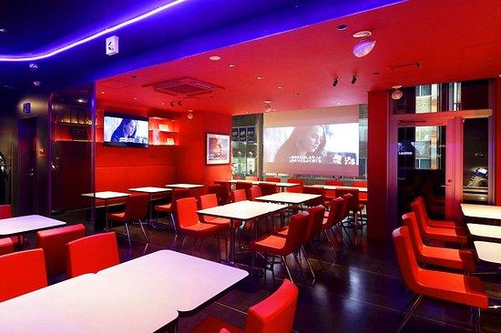 新宿FLUX SF Dining&Bar, In store