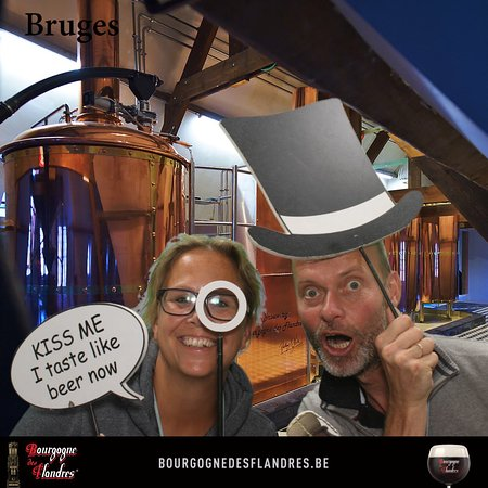 Bourgogne des Flandres Brewery照片