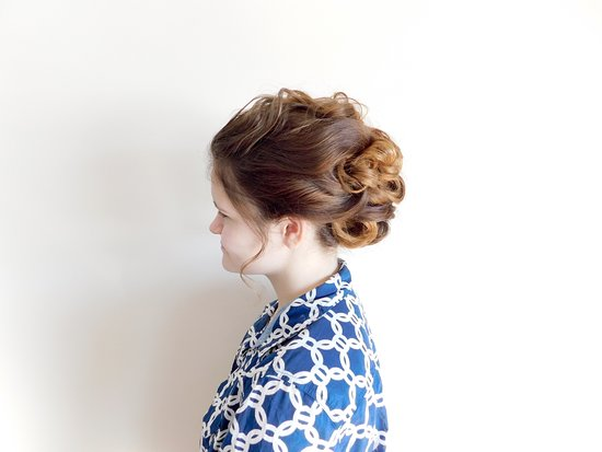 Cedarville, MI: Have a wedding coming up?  Call us for a quote, we love up-do's!