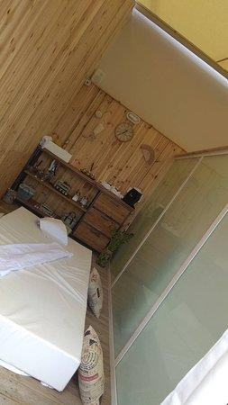 Georgioupolis Beach Hotel : GB Open Air Spa Massage