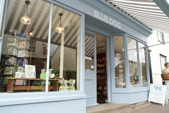 Blue Dog, Clare, Suffolk