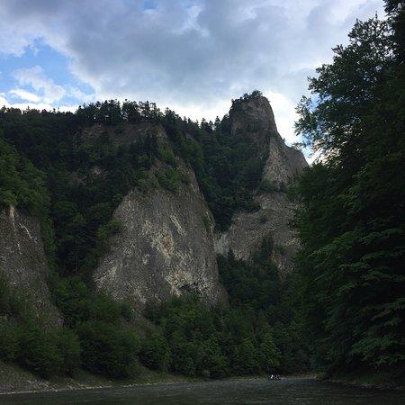 Spływ Dunajcem ภาพถ่าย
