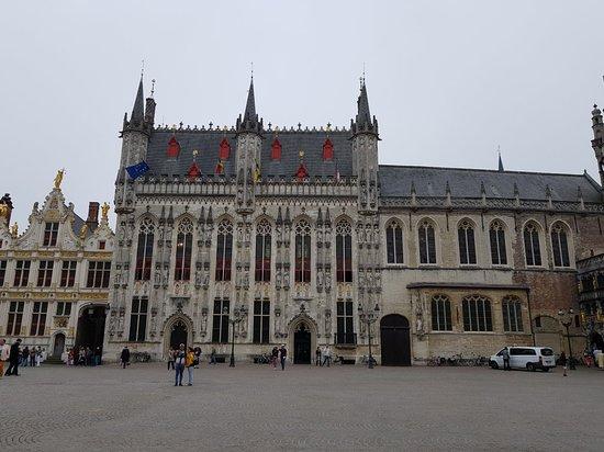 Historic Centre of Brugge ภาพถ่าย