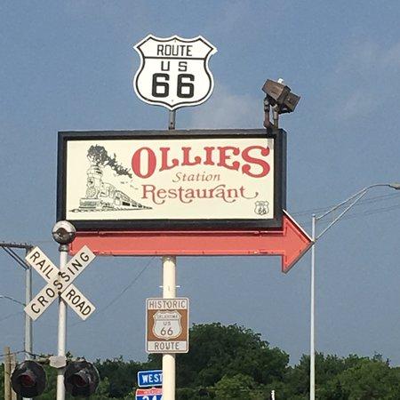 Ollies Station Restaurant照片