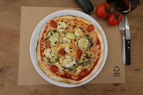 Messie Sin Gluten: pizza artesanal