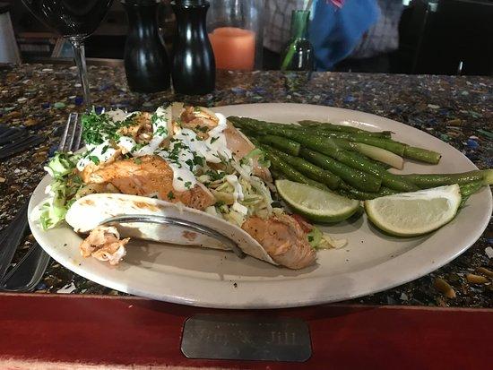 Fish Tacos at Brooklyn Cafe