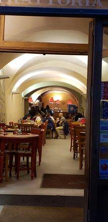 Ombra della Sera: Restaurant