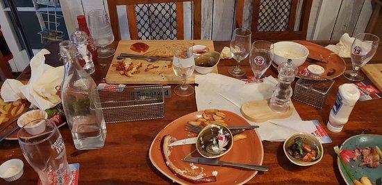 Cross Keys: (1) awful meal verbally abusive staff