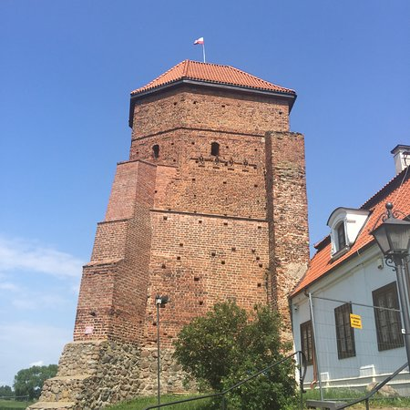 Castle in Liw : Liw