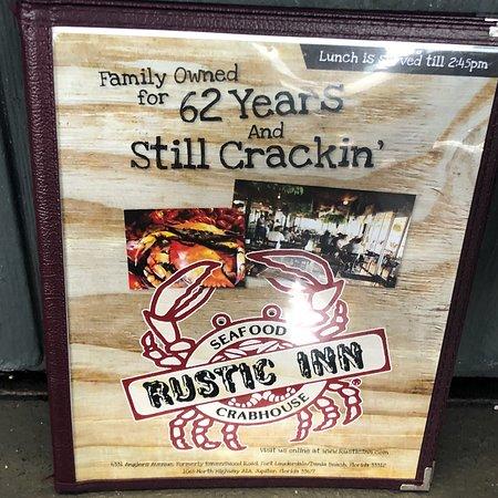 Rustic Inn Crabhouse ภาพถ่าย