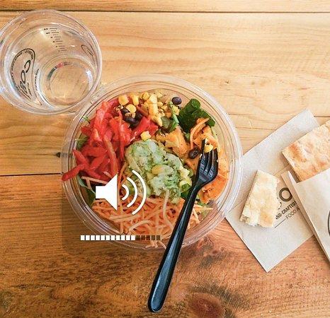 Elkins Park, PA: smartfit salad