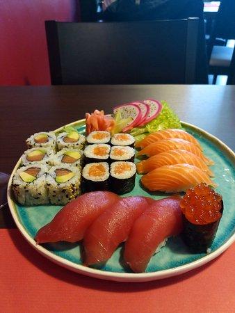 Sushi Nagoya: Très bon sushis !