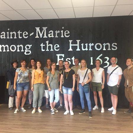 Sainte-Marie Among the Hurons ภาพถ่าย