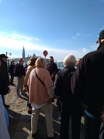 ANDREA TOUR GUIDE: Walking Tour in Venice