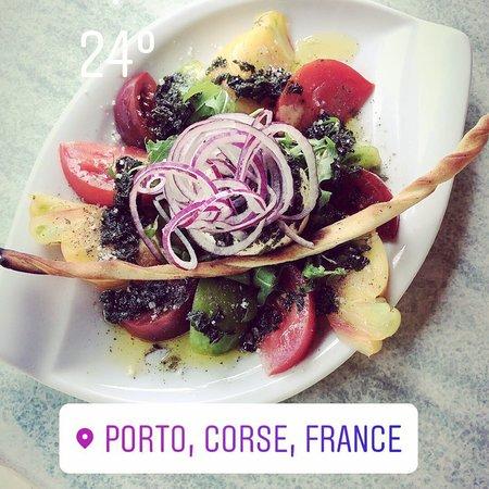 Ota, Frankrike: restaurant le mini golf