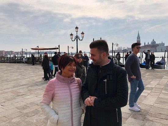 ANDREA TOUR GUIDE : Private Walking Tour in Venice