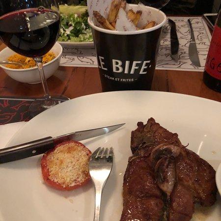 Le Bife: Um dos melhores restaurantes de SP!