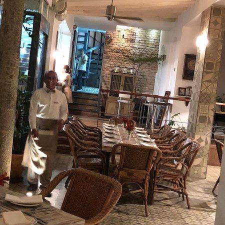 Guillermina Restaurant Foto