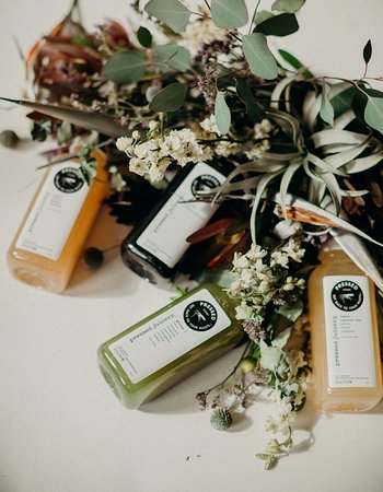 Seeds : Don't forget to try the Shots by Pressed Juicery!