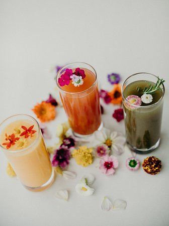 Pressed Juice Mimosas. Come try them at Seeds only!