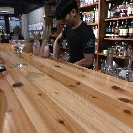 Geography Bar&Cafe: Nice bar